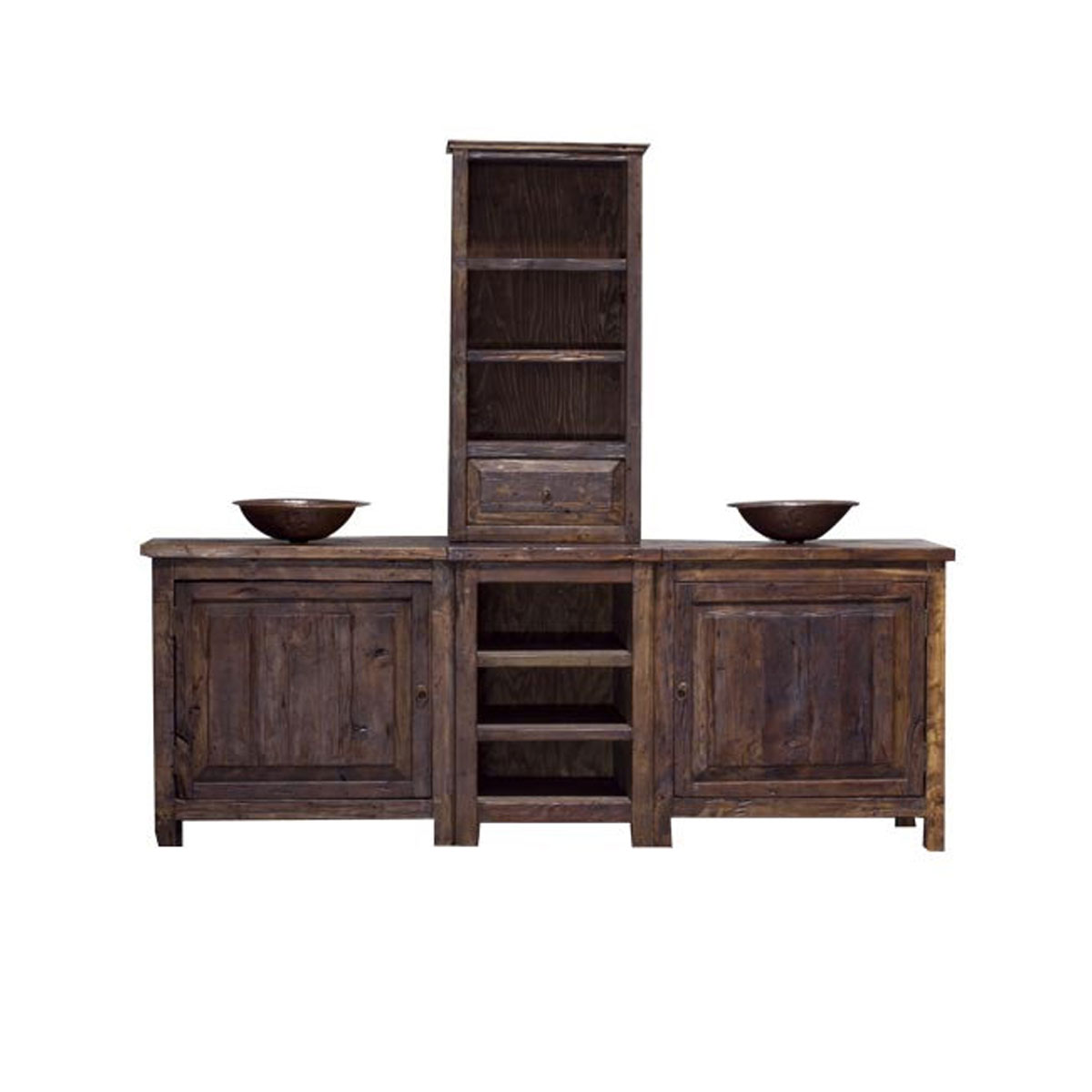 Buy large alto double sink vanity online made from 100 for Buy reclaimed wood online