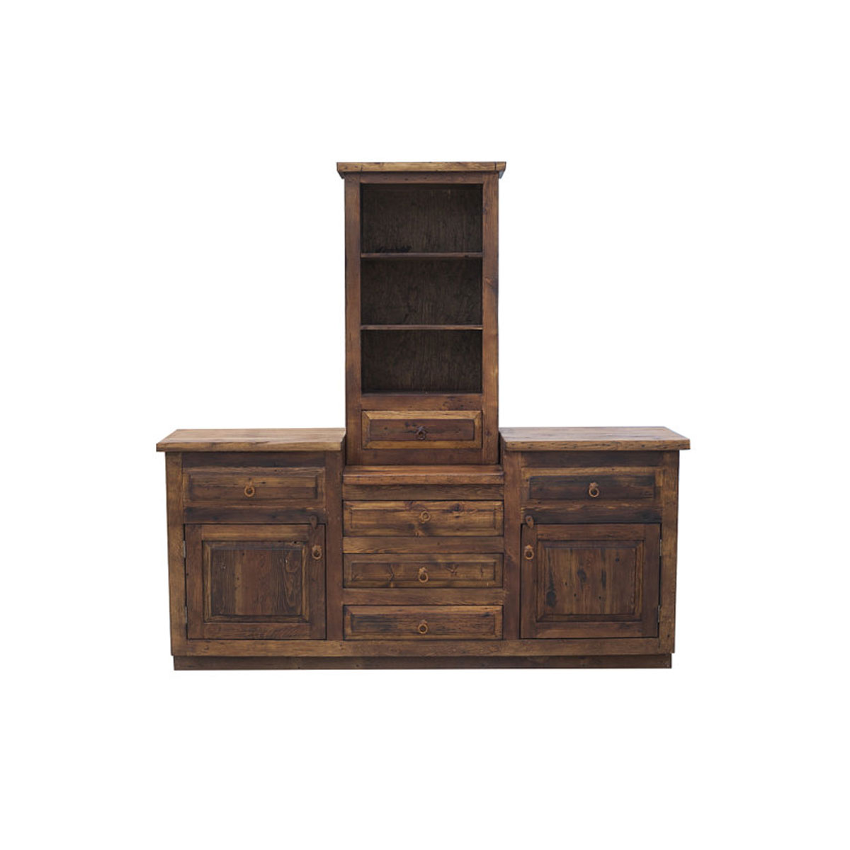 Purchase Rustic Vanity With Tower Online